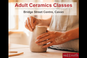Adult Ceramics Classes Cavan