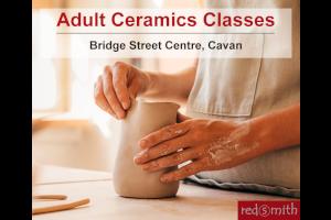 Adult Ceramics Classes Cavan