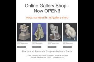 Online Gallery Shop - Now OPEN!