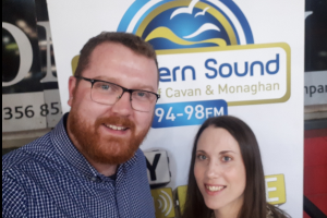 Marilyn Gaffney on Northern Sound FM