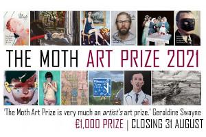 The Moth Art Prize 2021