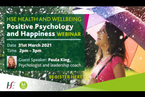 Positive Psychology and Happiness Webinar