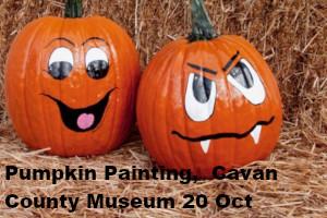 Pumpkin Painting Workshop