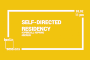 Spring Self-directed Residency in Berlin