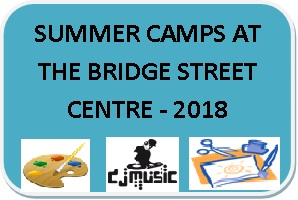Summer Camps at the Bridge Street Centre