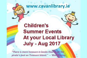 Children's Summer Events at your Local Library