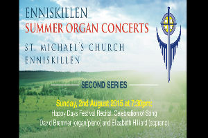 St Michael's Church Summer Organ Concerts