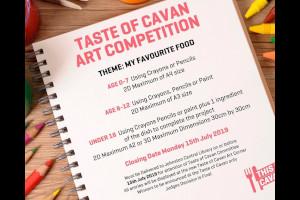 Taste of Cavan Art Competition