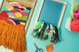 Adult 'Introduction to Weaving on a Loom' Workshop