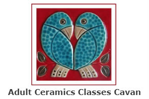 Autumn Adult Ceramics Classes - Bridge Street Centre, Cavan