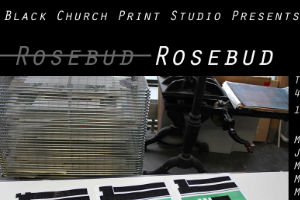 Michelle Boyle participating in Black Church Print Studio Exhibition