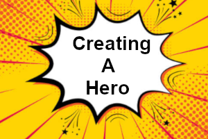Creating a Hero - Cavan Wild Storytelling with Anthony J.Quinn