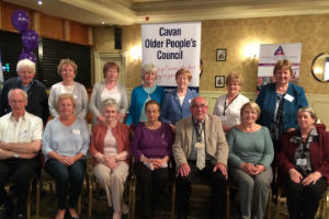 Older People's Council using theatre to promote Age Friendly Thinking