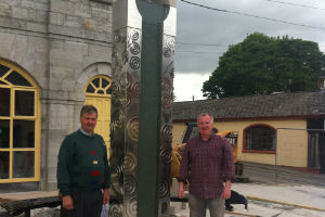 The Crossing Point, Building Peace through the Arts, Ballyconnell
