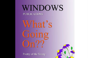 Windows Anthology celebrating 27 years of Young People's Poetry